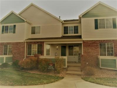 9632 Deerhorn Court UNIT 84, Parker, CO 80134 - MLS#: 8262925