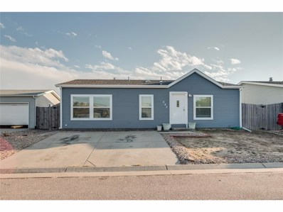 643 Meadowlark Lane, Lochbuie, CO 80603 - MLS#: 8263373