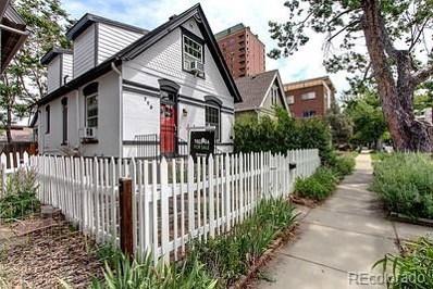 713 E 1st Avenue, Denver, CO 80203 - #: 8263761
