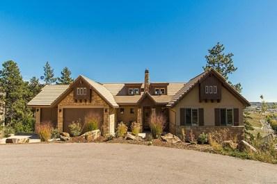 653 Ruby Trust Drive, Castle Rock, CO 80108 - MLS#: 8264739