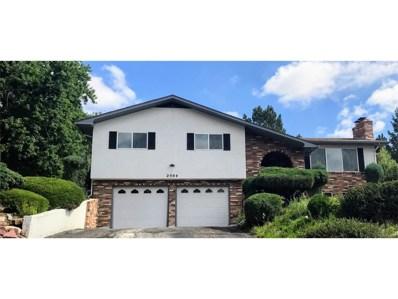 2504 Orion Drive, Colorado Springs, CO 80906 - MLS#: 8267141