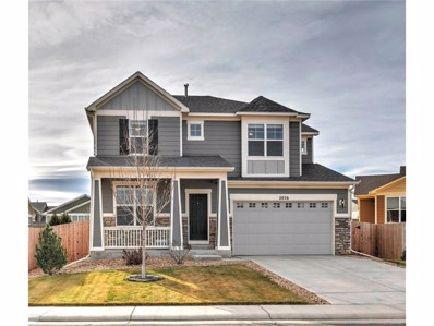 2056 E 167th Drive, Thornton, CO 80602 - MLS#: 8268874