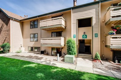 380 Zang Street UNIT 6-101, Lakewood, CO 80228 - #: 8270162