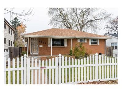 4039 S Logan Street, Englewood, CO 80113 - MLS#: 8270901