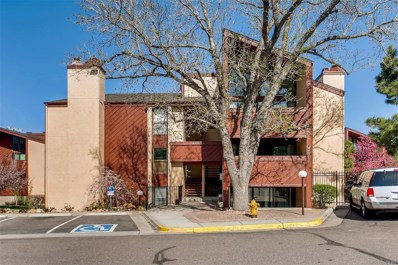 9817 E Peakview Avenue UNIT G12, Englewood, CO 80111 - MLS#: 8274557