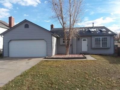 8745 Aspen Circle, Parker, CO 80134 - MLS#: 8280049