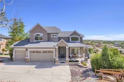 5421 Copper Drive, Colorado Springs, CO 80918 - MLS#: 8281191