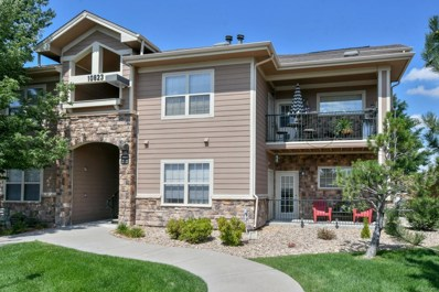 10823 S Twenty Mile Road UNIT 208, Parker, CO 80134 - #: 8281635