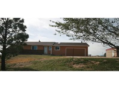 12975 Green Meadow Drive, Elbert, CO 80106 - MLS#: 8283629
