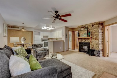 8327 S Upham Way UNIT 3-105, Littleton, CO 80128 - #: 8285706