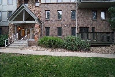 6405 S Dayton Street UNIT 108, Englewood, CO 80111 - MLS#: 8285942