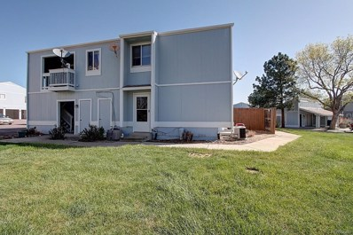 7984 Chase Circle UNIT 67, Arvada, CO 80003 - MLS#: 8288272