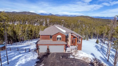 29549 Thunderbolt Circle, Conifer, CO 80433 - #: 8292683