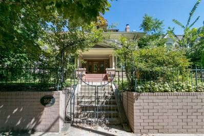 1062 N Lafayette Street UNIT E, Denver, CO 80218 - MLS#: 8293802