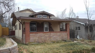 4814 Raleigh Street, Denver, CO 80212 - #: 8293951
