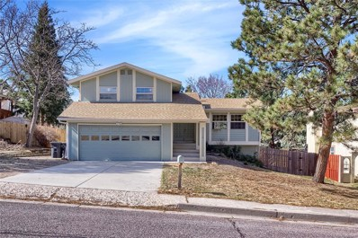 3155 Squaw Valley Drive, Colorado Springs, CO 80918 - MLS#: 8295508