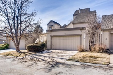 2770 S Elmira Street UNIT 21, Denver, CO 80231 - #: 8296636