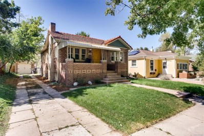 1445 Ash Street, Denver, CO 80220 - MLS#: 8300106