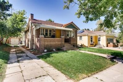 1445 Ash Street, Denver, CO 80220 - #: 8300106
