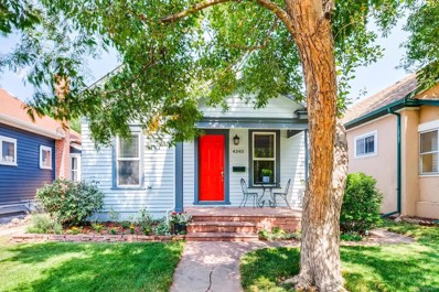 4340 Xavier Street, Denver, CO 80212 - MLS#: 8300603