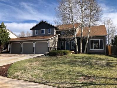 3836 Clovergate Drive, Colorado Springs, CO 80920 - #: 8301756