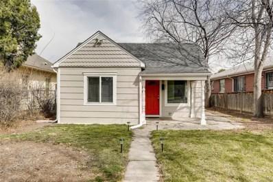 3440 Ash Street, Denver, CO 80207 - MLS#: 8303445