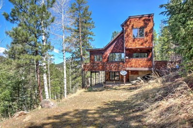 7500 S Blue Creek Road, Evergreen, CO 80439 - #: 8306859