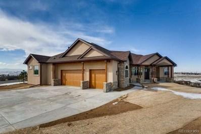 1258 Ridge Oaks Drive, Castle Rock, CO 80104 - #: 8307059