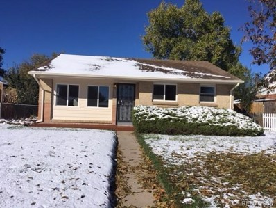 3585 E Forest Street, Denver, CO 80207 - MLS#: 8312534