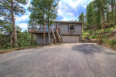 3881 Mossy Rock Lane, Evergreen, CO 80439 - #: 8319237