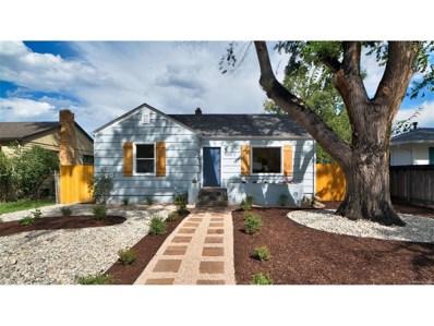 2125 N Corona Street, Colorado Springs, CO 80907 - MLS#: 8319754