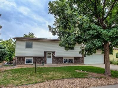 16705 E 7th Place, Aurora, CO 80011 - MLS#: 8323273
