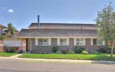 9844 Lane Street, Thornton, CO 80260 - MLS#: 8324066