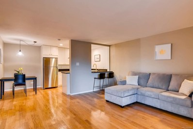 1366 Garfield Street UNIT 208, Denver, CO 80206 - MLS#: 8324104