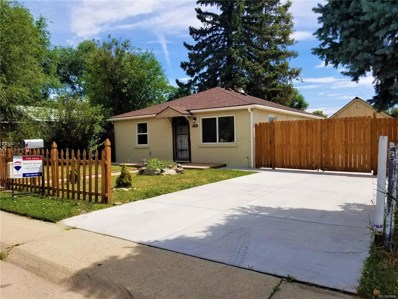 364 S Osceola Street, Denver, CO 80219 - #: 8325403
