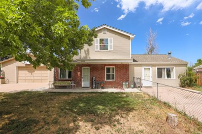 6195 W Jefferson Place, Lakewood, CO 80226 - #: 8329674