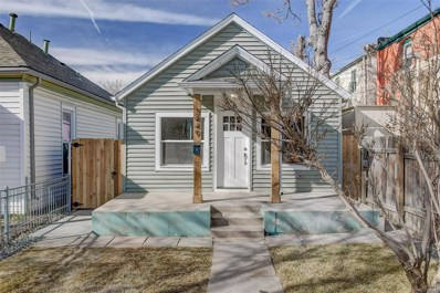 3449 N Franklin Street, Denver, CO 80205 - MLS#: 8330298