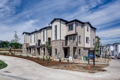1606 Castle Creek Circle, Castle Rock, CO 80104 - MLS#: 8334106