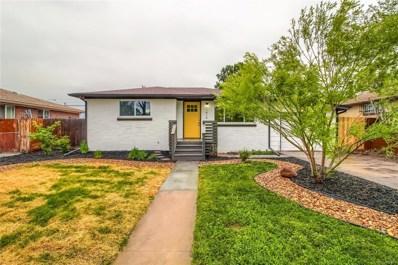 1414 S Benton Street, Lakewood, CO 80232 - MLS#: 8337260