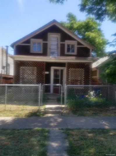 4736 Vine Street, Denver, CO 80216 - MLS#: 8342810
