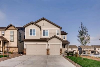 4773 S Wenatchee Circle, Aurora, CO 80015 - MLS#: 8344312