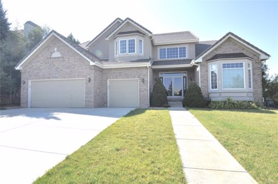 19504 E Pinewood Drive, Aurora, CO 80016 - MLS#: 8345013
