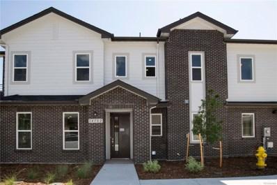 14702 E Belleview Avenue, Aurora, CO 80015 - #: 8348597
