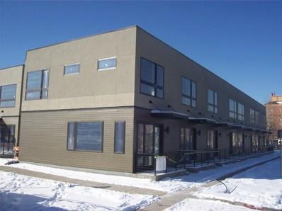 1484 E Bruce Randolph Avenue, Denver, CO 80205 - MLS#: 8358009