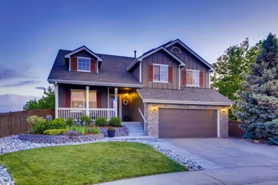 9847 Bucknell Court, Highlands Ranch, CO 80129 - #: 8358745