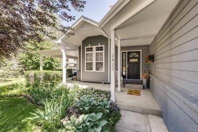 2427 Mallard Circle, Longmont, CO 80504 - MLS#: 8365826