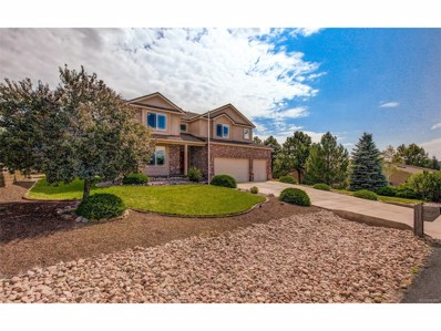 14185 Candlewood Court, Colorado Springs, CO 80921 - MLS#: 8366685