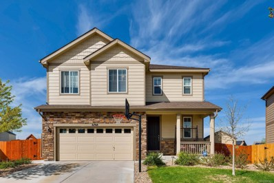 6708 S Kellerman Way, Aurora, CO 80016 - MLS#: 8371762