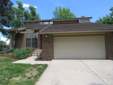 15495 E Monmouth Place, Aurora, CO 80015 - #: 8372429