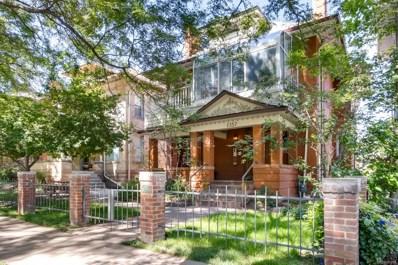 1357 N Franklin Street UNIT 4, Denver, CO 80218 - #: 8373657